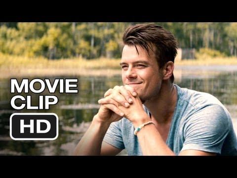 Safe Haven Movie CLIP - Boat (2013) - Josh Duhamel Movie HD