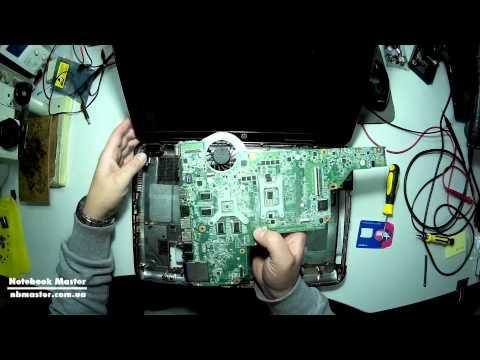 Как разобрать ноутбук ХП Павилён Г6 для чистки и замены термопасты смотреть свободное видео на портале ВидеоСПарк.рф