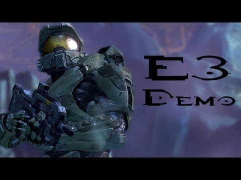 xbox 360 e3 2012 - Halo 4 - Gameplay Demo Walkthrough E3 2012 Make sure to subscribe to the channel if you haven't for more Halo 4 videos. If you want to buy Halo 4: http://amz...