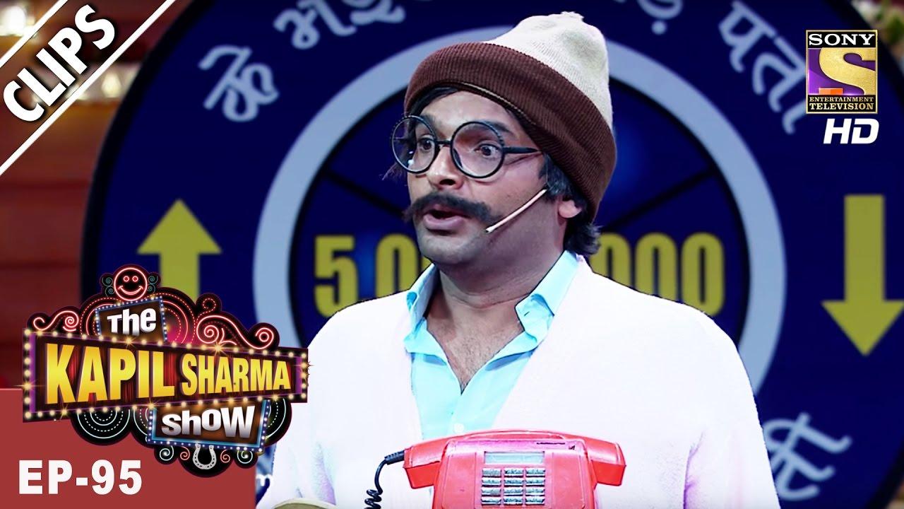 Rajesh Arora's Funny Ride with Parineeti & Ayushmann -The Kapil Sharma Show – 8th Apr, 2017