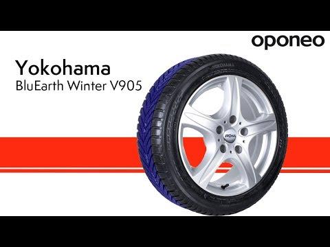 Tyre Yokohama BluEarth Winter V905 ● Winter Tyres ● Oponeo™