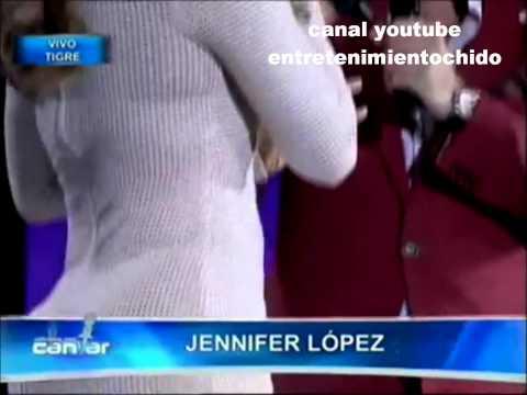 jennifer lopez culazo vestido blanco en argentina