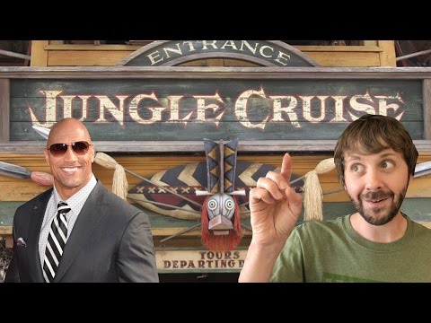 JUNGLE CRUISE MOVIE STARRING THE ROCK