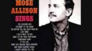 <b>Mose Allison</b> The Seventh Son