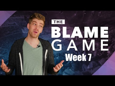 The Blame Game | W7 Spring S7: Finally C9, Return of the Keith, and TL Matt (видео)