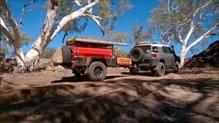Murchison Australia  City new picture : FJ Cruiser at Murchison House Station Western Australia