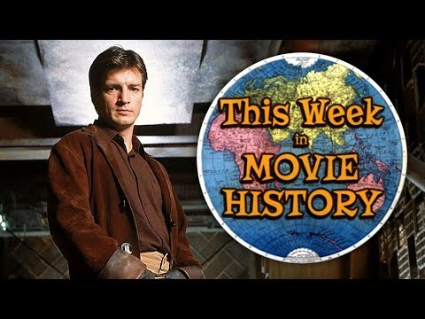 This Week in Movie History