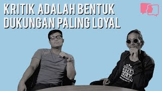Download Video KRITIK ADALAH BENTUK DUKUNGAN PALING LOYAL Ft. Haye MP3 3GP MP4