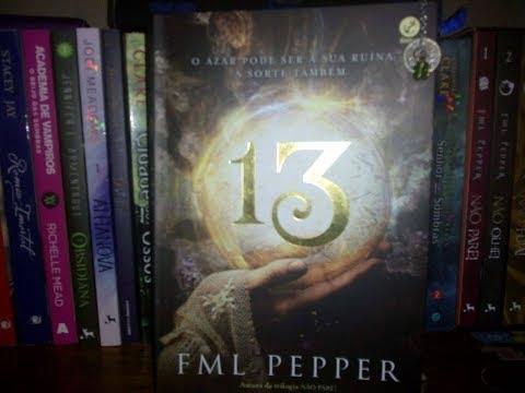 Resenha || 13 (Treze) || FML Pepper || Galera Record