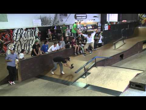LRG Demo: Boardwalk Skate Shop