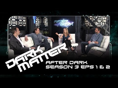 After Dark | Dark Matter Season 3 Episodes 1 & 2 | SYFY Australia | SYFY Australia