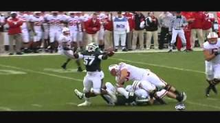 Jerel Worthy vs Wisconsin