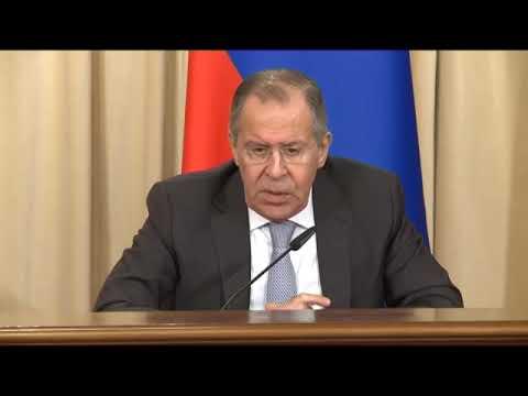 \Белая каска фейков\ Лавров ответил кто фейкометит в Сирии и в чьих интересах - DomaVideo.Ru