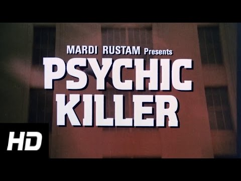 PSYCHIC KILLER - (1975) HD Trailer