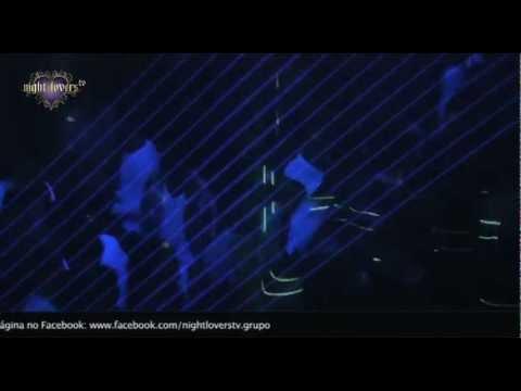 Night Lovers TV - Platz - LASER SHOW - GEOMETRIC GLOW