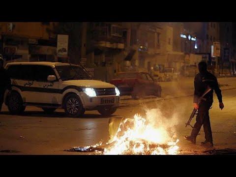 Τυνησία: Σοβαρά επεισόδια – Εκατοντάδες συλλήψεις