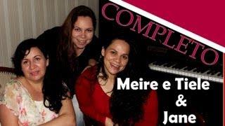 CCB Hinos Novos Hinário 5 Cantado COMPLETO Meire, Tiele E Jane