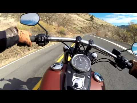 2017 Harley Fat Bob First Ride Review