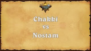 Chakki vs Nostam, game 3