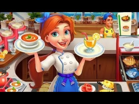 Funny Kids Game Cooking Joy - Super Cooking Games, Best Cook Learn How To Serve Food P1