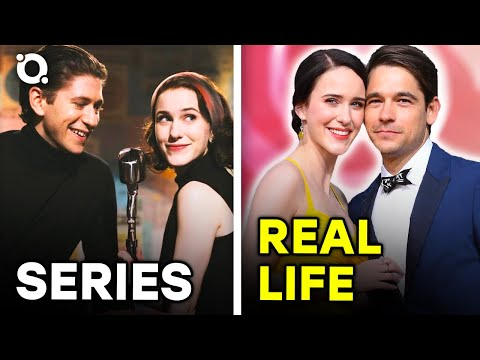 Marvelous Mrs Maisel: The Real Love Affairs Of The Cast Revealed |⭐ OSSA