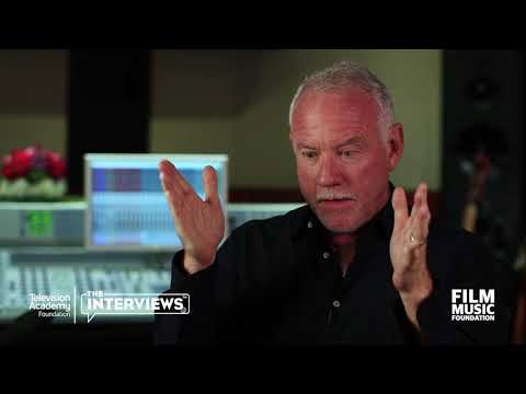 "John Debney on composing for the miniseries ""Texas Rising"" with Bruce Broughton"