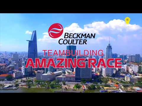 Beckman Coulter Teambuilding 2017