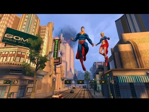 0 DC Universe Online Will Be Free to Play