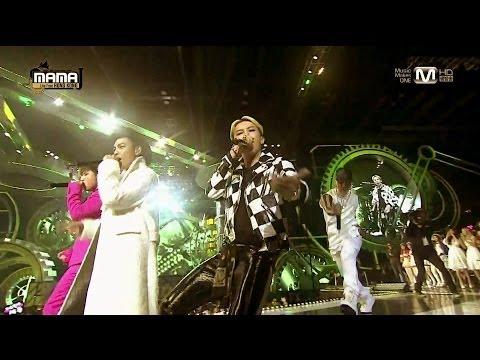 BIGBANG_1123_MAMA_Performances - Thời lượng: 16:03.