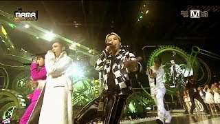 Video BIGBANG_1123_MAMA_Performances MP3, 3GP, MP4, WEBM, AVI, FLV Juni 2019