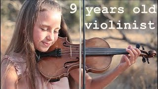 What about us - Pink - Violin Cover by Karolina Protsenko