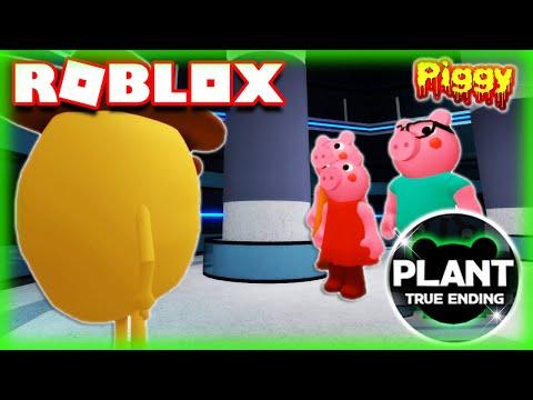CHAPTER 12 TRUE ENDING !!   Roblox Piggy Alpha