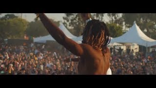 Flatbush Zombies Perform Headstone (Live From The Smokers Club Fest)