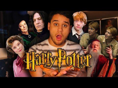 Mes 10 personnages Harry Potter préférés !