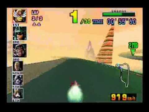 F-ZERO X マスタークラス① Jack Cup編.mp4