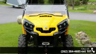 7. 2011 Can-Am Commander 1000 XT  - Action Power Sports - Wa...