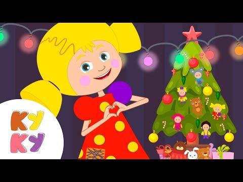 2018 Новый Год - КУКУТИКИ и ТРИ МЕДВЕДЯ - Новогодняя песенка для детей, малышей Happy New Year (видео)