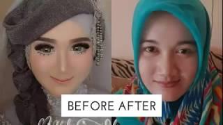 Video Tutorial Makeup pengantin Before After MP3, 3GP, MP4, WEBM, AVI, FLV November 2017