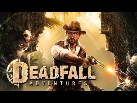 Deadfall Adventures - [Xbox 360] - #0081 - Review [Fr]