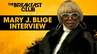 Video Mary J. Blige Opens Up About Her Divorce, Her New Album & More MP3, 3GP, MP4, WEBM, AVI, FLV Oktober 2018