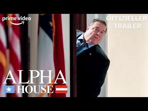 Alpha House | Staffel 2 | Offizieller Trailer | Prime Video DE