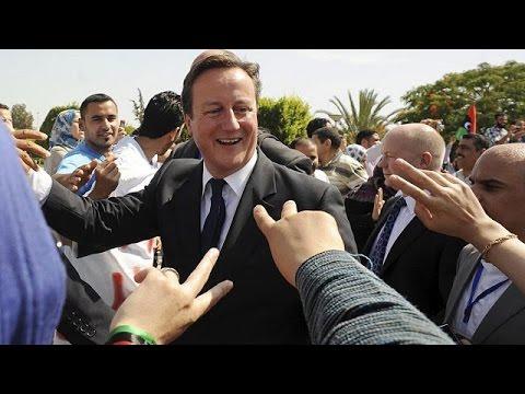 Βρετανία: Έκθεση κόλαφος κατά Κάμερον για την Λιβύη