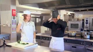 Vidéo Emploi d'avenir : Film cuisinier