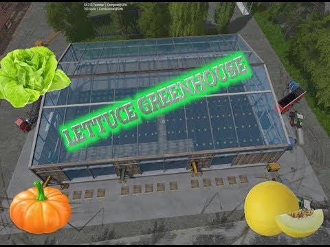 Lettuce GreenHouse v1.0