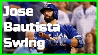 Jose Bautista | Swing Like the Greats