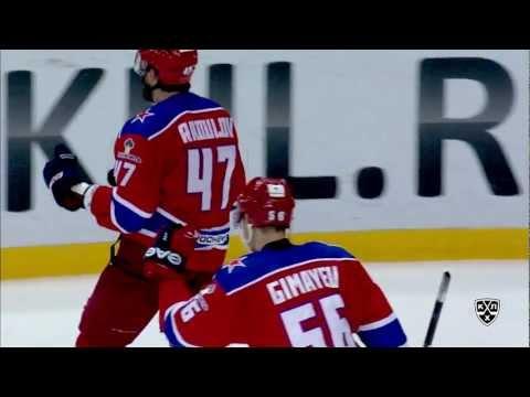 10.12 Лучшие голы недели КХЛ / 12/10 KHL Top-10 goals of the week (видео)