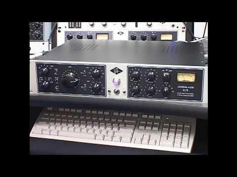 Universal Audio 2 1176