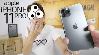 Video Apple iPhone 11 Pro unboxing -lo AMAS o lo ODIAS- MP3, 3GP, MP4, WEBM, AVI, FLV September 2019