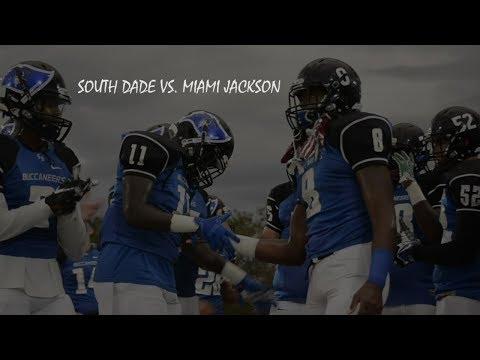 South Dade Vs. Miami Jackson