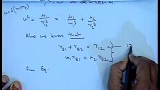 Mod-01 Lec-17 Three Body Problem (Contd...5)